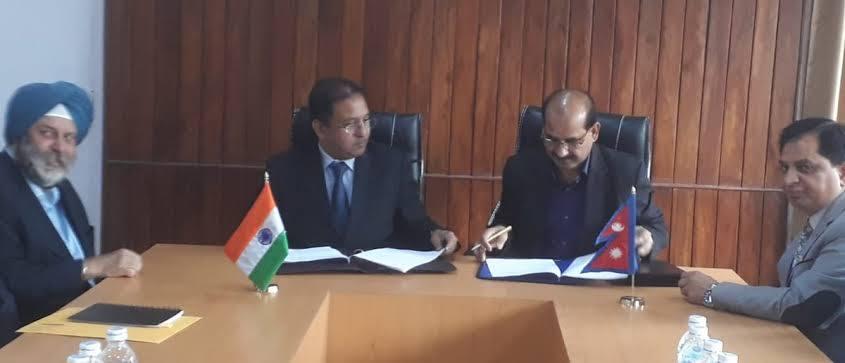 जयनगर द कए 30 कए जनकपुर पहुंचत पहिल ट्रेन