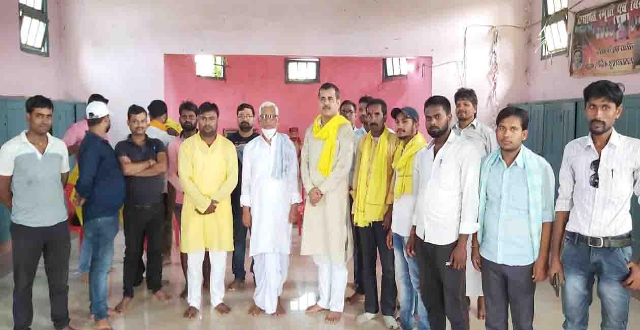 Rajnikant Pathak, MLC, Darbhanga, Bihar Chunav, Bihar MLC Chunav